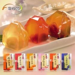 台湾原装进口雪之恋果冻布丁高品质芒果草莓布丁果肉布丁12斤/箱