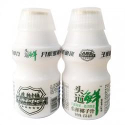特种兵 头道鲜生榨椰子汁新鲜椰肉果汁饮料不含防腐剂 450ml*24瓶