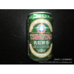 正厂出品,品质保障,批量供应330ml听装青岛啤酒,量大从优