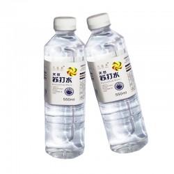 【天蕴泉水】550ml*12高瓶苏打水优惠批发新品特价泡茶水饮用水