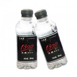 【天蕴泉水】350ml*24黑天然苏打水优惠批发新品特价厂家直销饮用