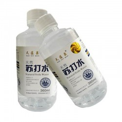 【天蕴泉水】360ml*15天然苏打水新品特价优惠批发厂家直销饮用水