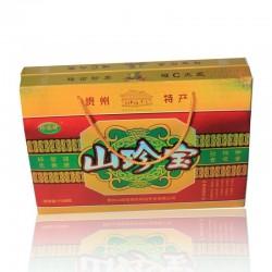 贵州山珍宝蜜饯果干组合礼盒 剌梨糕\剌梨干\野木瓜果派\野木瓜干