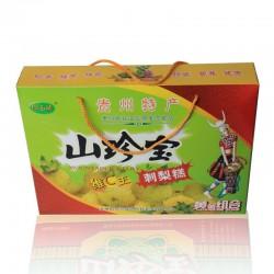 伙拼淘宝休闲零食食品贵州特产刺梨 木瓜 铜牌礼盒