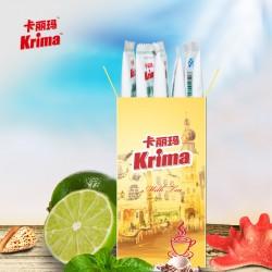卡丽玛 清新柠檬汁/柠檬果汁/冲调果汁/果汁粉10条盒装