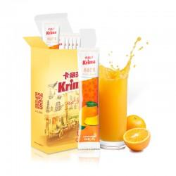 卡丽玛 香甜芒果果汁/冲调果汁/芒果果汁粉10条盒装250g装
