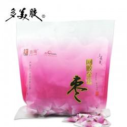 多美胶阿胶金丝枣 超值礼包 美容滋补 食用的佳品 726g/袋