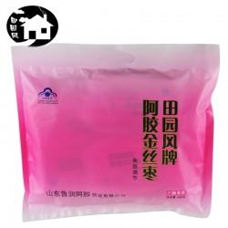 田园风阿胶金丝枣三颗枣增强免疫 600g 最好过节送人的礼品