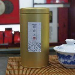 乌龙茶台湾进口饮品批发 阿里山福寿有机高山茶 台湾茶叶罐装150g