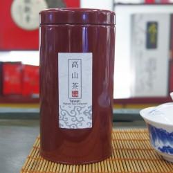 台湾进口茶叶批发 大福茗茶阿里山四季春茶 青茶 养生至品150g