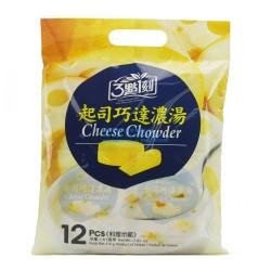 三点一刻台湾进口食品批发 3点1刻起司巧达浓汤 3.15休闲饮品216g