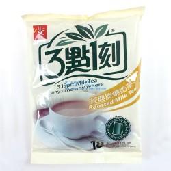 台湾进口食品批发 3点1刻经典炭烧奶茶 三点一刻奶茶 特产360g