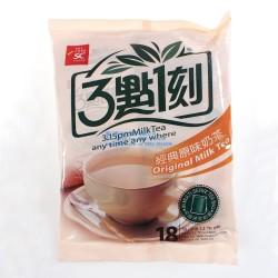三点一刻台湾进口食品批发 3点1刻原味奶茶 3.15进口饮品360g