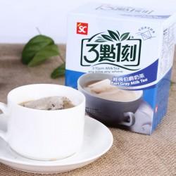 台湾进口食品批发 3点1刻伯爵奶茶 多口味奶茶批发 休闲奶茶代理