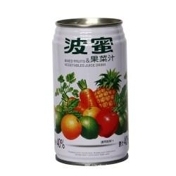 335ml  波密果菜汁 健康绿色好喝