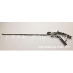 腹腔镜手术器械 枪形持针钳 枪形持针钳弯头直头 枪形持针器