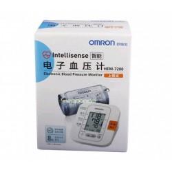 欧姆龙HEM-7200电子血压计 送电源 正品保证 假一罚十