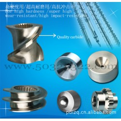 机筒螺杆    硬质合金机筒螺杆    钨钢机筒螺杆    超硬机筒螺杆