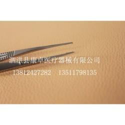 优价供应做工精细不锈钢有齿镊 锋利方便携带有齿镊