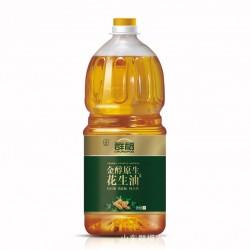 群福1.8L*2 金醇原生花生油礼盒装  厂家自产  低价批发出售