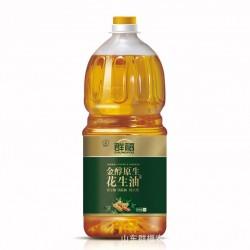 山东群福集团 群福金醇原生花生油 1.8升2瓶礼盒装 专业厂家批发