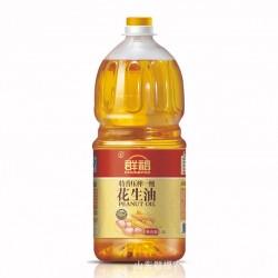群福1.8L*6 特香压榨花生油 优质食用油 花生油 家庭必备好油