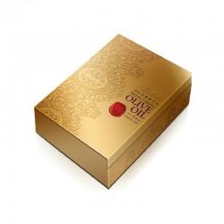 西班牙橄榄油 安德莉娜 经典礼盒/金色礼盒 特级初榨橄榄食用油