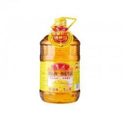 【正品包邮】鲁花5S压榨一级花生油 5.436L/桶