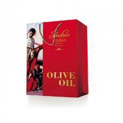 安德莉娜特级初榨橄榄油 西班牙原装进口 皇礼1840礼盒 750ml*2
