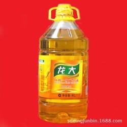 龙大压榨一级花生油1.8L  各种品牌使用油