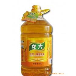【特价销售】龙大压榨一级花生油1.8L