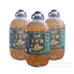 食用油/玉米油5L/山东玉米油/山东玉金香压榨一级玉米油/ 特惠