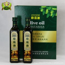 厂家批发西班牙进口 特级初榨橄榄油  护肤美容植物油 精品礼盒装