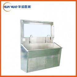 全不锈钢感应洗手池Ⅱ型 供应洗手池 山东医疗设备厂家