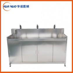 全不锈钢感应洗手池Ⅰ型 低价供应洗手池 专业医疗设备生产厂家