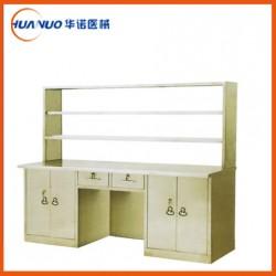 供应工作台器械台 全不锈钢工作台Ⅱ型(带试剂架) 低价医用台