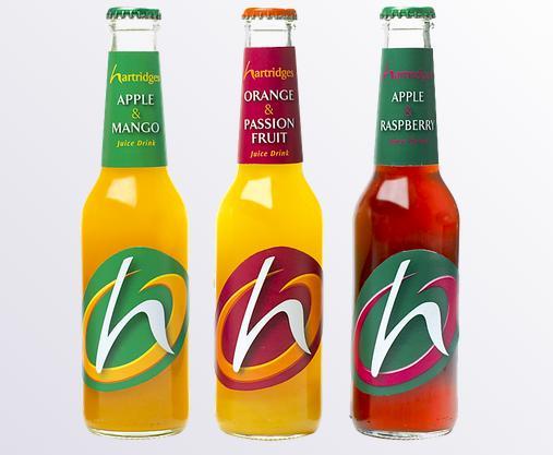 Hartridges  h 系列混合果汁饮料小图