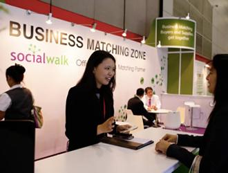 重磅来袭!Socialwalk助力健博会,专业买家商务派对等你来!